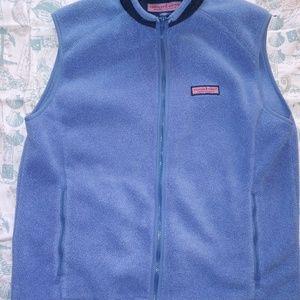 Vineyard Vines Martha's Vineyard fleece vest